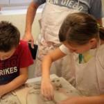 Kreativne radionice namijenjene tatama i djeci u Cresu i Pazinu