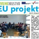 """33. broj """"EU projekata"""" je online"""