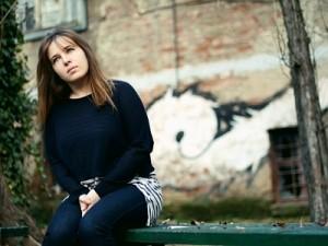Na slici Kristina Sever, Foto: In portal