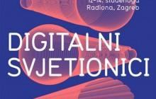 Rijeka, Zagreb i Osijek nastoje pokazati i podijeliti znanje i kreativne alate koji omogućuju slobodnu distribuciju informacija