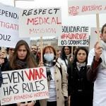 MSF simulirao razaranje bolnice u Ženevi u spomen na Kunduz i Alep