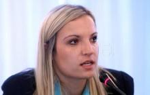 Na slici izvršna direktorica Saveza društva multiple skleroze Hrvatske Dijana Roginić. foto HINA/ Damir SENČAR