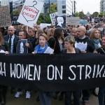 Crni ponedjeljak – Općem štrajku milijuna žena u Poljskoj pridružuje se i Hrvatska