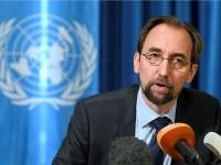 Visoki povjerenik UN-a za ljudska prava Zeid Ra'ad al Hussein,  EPA/MARTIAL TREZZINI