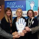 """U Osijeku predstavljena kampanja """"Mi možemo. Ja mogu"""""""