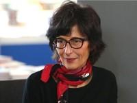 """Florence Hartmann predstavila je na Interliberu knjigu """"Zviždači"""" 2014.,  foto HINA/ Lana SLIVAR DOMINIĆ/ lsd"""