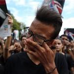 Nakon Castrove smrti disidenti odlučili odustati od tjednog prosvjeda