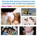 Udruga Roda pokrenula crowdfunding kampanju #SelimoRodu