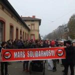 Marš solidarnosti: Za siguran krov nad glavom,19. studenog u 12 sati