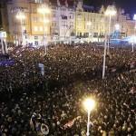Radio 101 obilježava dvadesetu godišnjicu demonstracija na Jelačićevu trgu