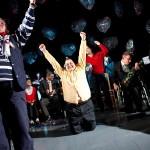 Podignimo jedra – prva predstava osoba s invaliditetom, Klub Zona