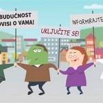 Građani znaju najbolje – sudjelovanje građana u odlučivanju