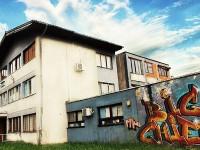 zgrada udruga u Gajevoj ulici, Petrinja, FOTO: Grakni.hr