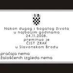 8 godina nečistog zraka u Slavonskom Brodu