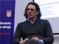 Na fotografiji Munir Podumljak iz Partnerstva za društveni razvoj. foto HINA/ Ivan ŠARAVANJA/ iš