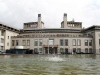 Arhivska fotografija zgrade Međunarodnog kaznenog suda u Haagu 27.4.2006. godine. foto FaH/ ik
