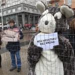 Prijatelji životinja pozivaju građane da komentiraju zakon u javnoj raspravi kako bi spasili životinje