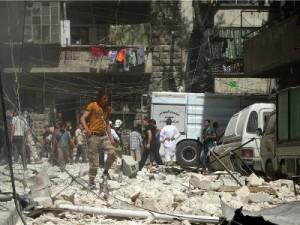 Foto: EPA/ZOUHIR AL SHIMALE