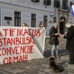 Aktivistice traže hitnu ratifikaciju Istanbulske konvencije za bolju zaštitu žena od nasilja