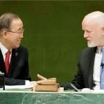 Moskva spriječila spominjanje LGBT-a u priznanju Ban Ki-moonu