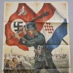 """Antifašitička liga: Hitno maknuti ploču s pozdravom """"ZDS"""" iz Jasenovca"""