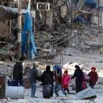 Zastoj u evakuaciji iz Alepa