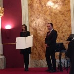 Nagrada za mirotvorstvo Zdravku Marjanoviću i Ivani Paradžiković