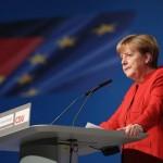 Merkel za zabranu burki
