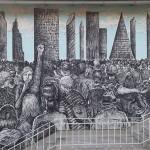 Mural u čast hrabrosti zviždača