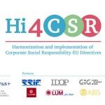 Lako dostupne informacije o društveno odgovornom poslovanju