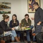 Filozofski cafe u Osijeku, Španjolskoj, Meksiku i Norveškoj