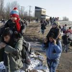Udruge najavile pritužbu zbog nasilnog postupanje policajaca prema izbjeglicama
