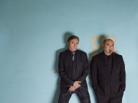 Blixa Bargeld und Teho Teardo in Berlin