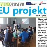 """36. broj """"EU projekata"""" je online"""