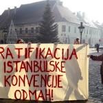 Aktivistice traže hitnu ratifikaciju Istambulske konvencije za bolju zaštitu žena od nasilja