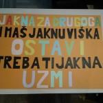 """Akcija """"Jakna za drugoga"""" i u Osijeku"""