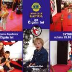 Humanitarne akcija Čigrin let za djecu sa sindromom Down
