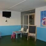 Roda oprema prostor čekaonice zatvora u u Požegi i u Lepoglavi