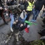 Neredi na rimskim ulicama