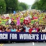 Ženski Marš na Washington