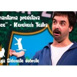 "Poziv na humanitarnu predstavu ""Krtice"", 9. 4. u 20 sati, Park Boutique Hotel, Varaždin"