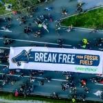 1500 biciklista u Zagrebu otvorilo globalni val prosvjeda protiv fosilnih goriva