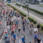 Masovnom biciklističkom vožnjom kroz Zagreb započinje globalni val prosvjeda protiv fosilnih goriva