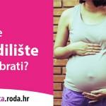 Sve o rodilištima na jednom mjestu – rodilista.roda.hr