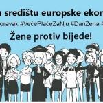 Žene protiv bijede – poziv na protestnu akciju povodom 8. marta