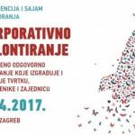 Konferencija o korporativnom volontiranju i Sajam volontiranja, 27. travnja 2017.