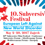 Započeo deseti Subversive Film Festival