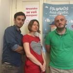 GOOD inicijativa poziva na prosvjednu akciju 1. lipnja 2017. godine u 18 sati na Trgu bana Josipa Jelačića