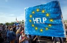 Foto: EPA/Balazs Mohai HUNGARY OUT
