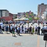 Video: Na ulicama Prijedora obilježen Dan bijelih traka